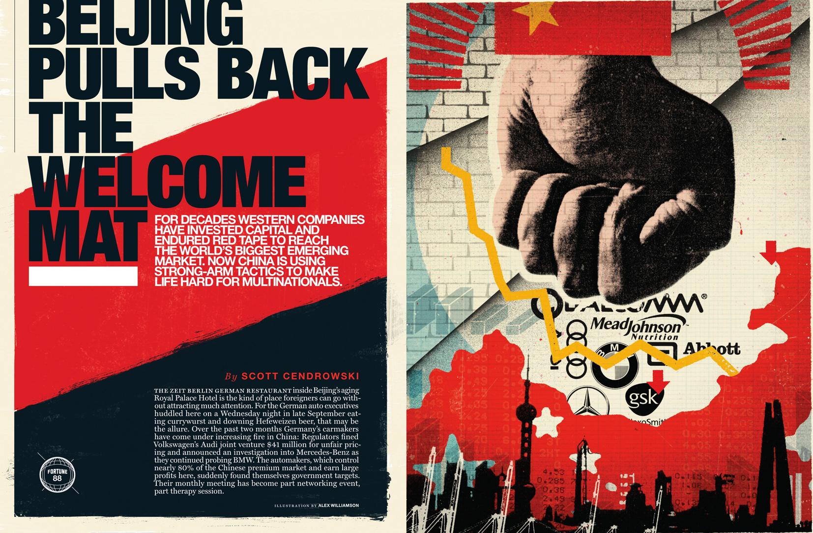 Beijing / Fortune Magazine