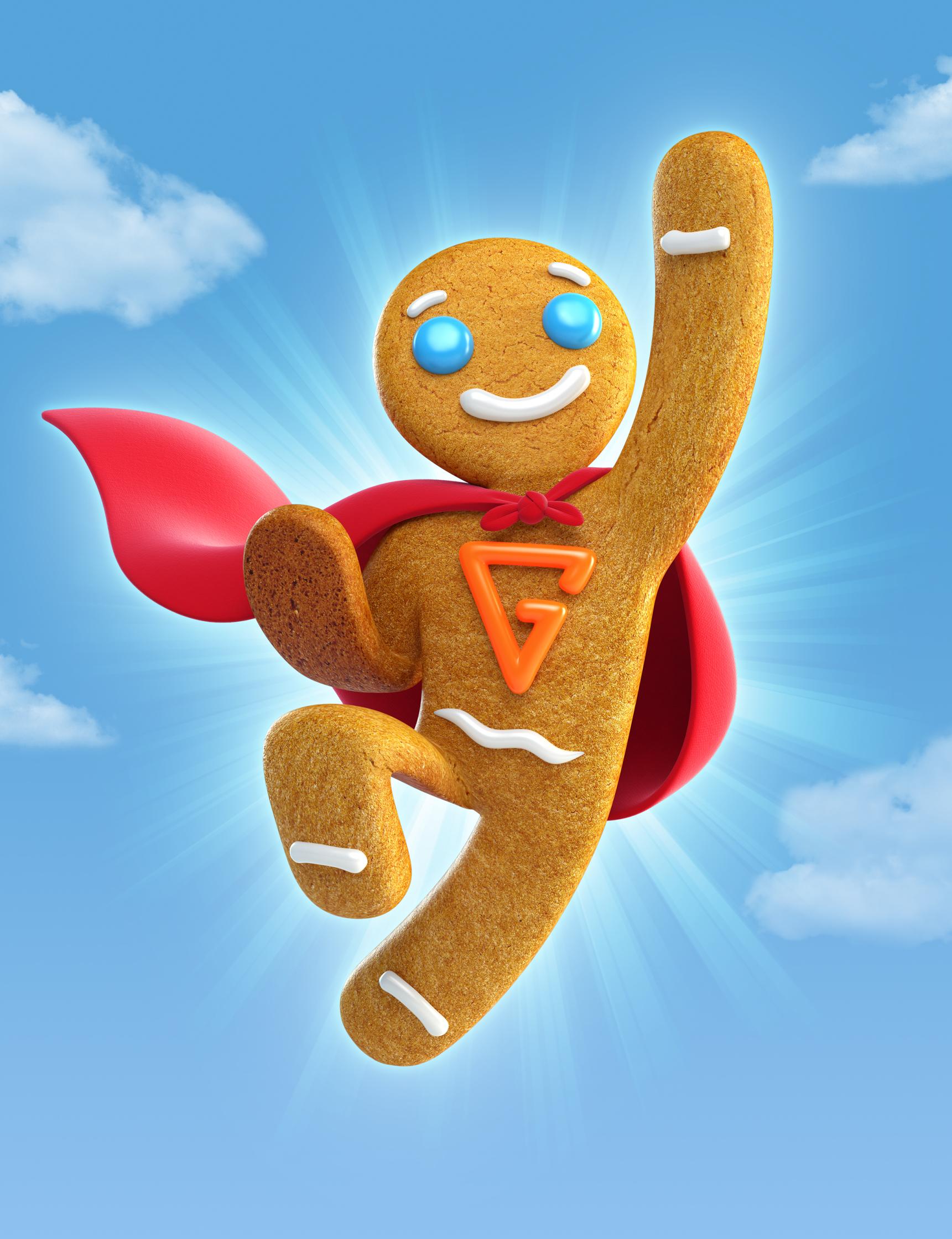 Gingerbread Man Runners World