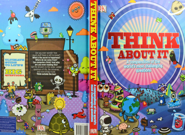 Dorling Kindersley Think About It Book 5