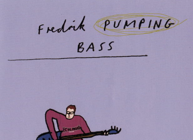 Fredrik Pumping Bass