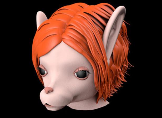 Hoyu Packaging 3D Characters