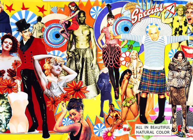 Gaultier Fashion Wonderland 1