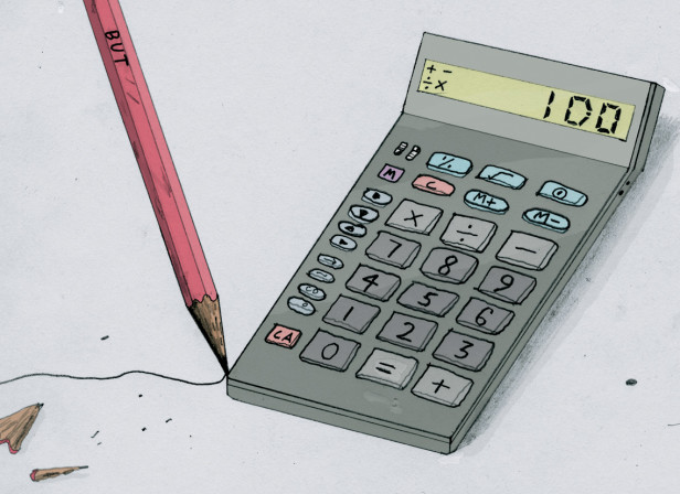 Creativity Vs Business 4 Calculator