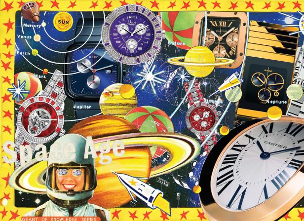 Wonderland / Space & Watches