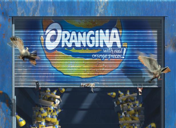 Orangina Bus / BDHTBWA