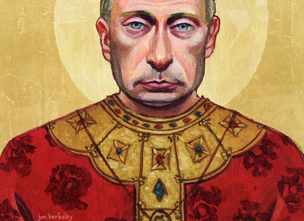 Tzar Putin New Statesman
