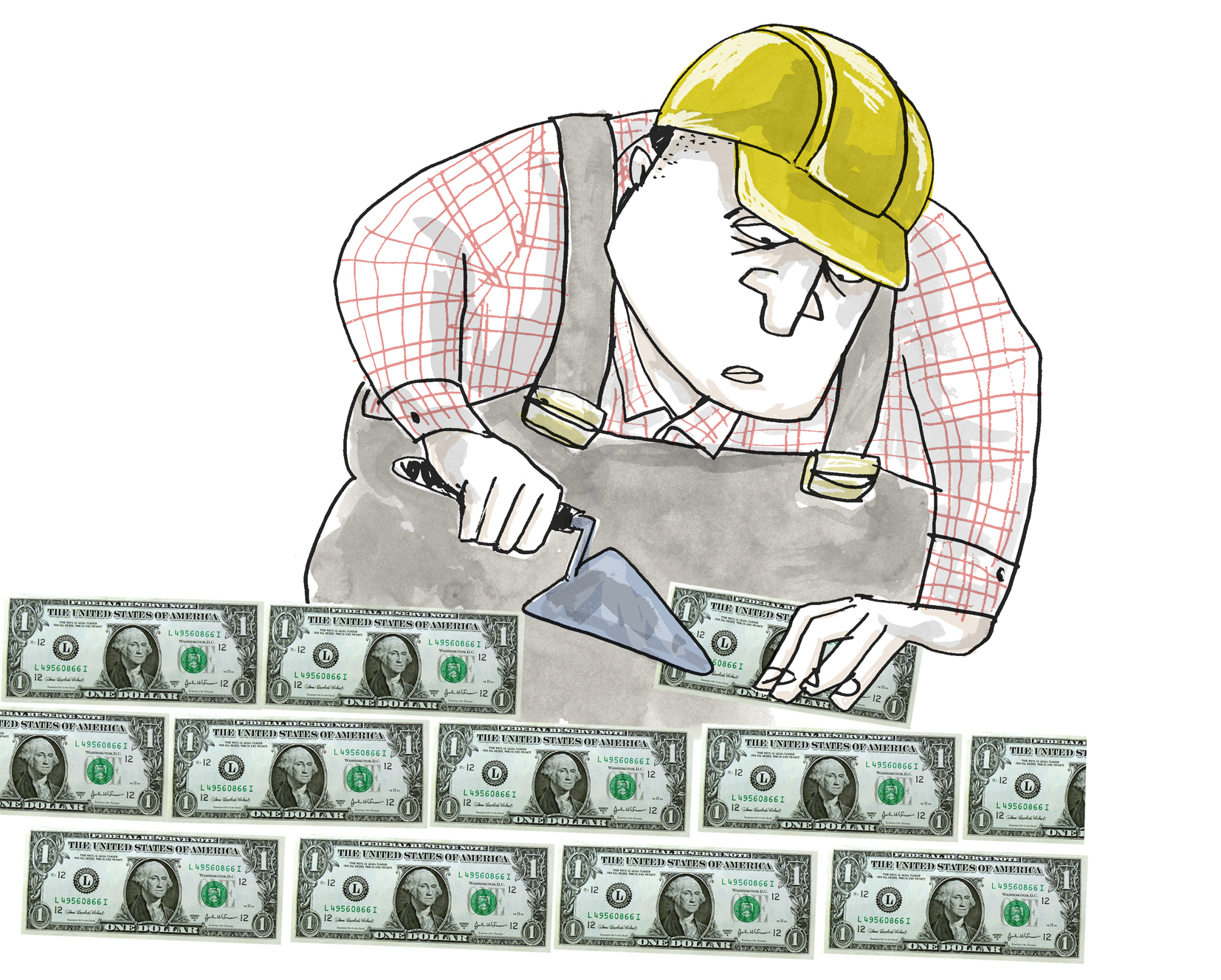 Rebuilding the Dollar