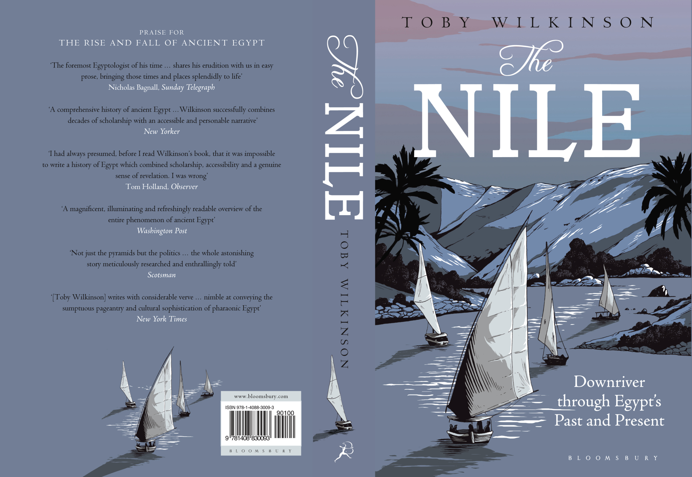 The Nile Book Cover