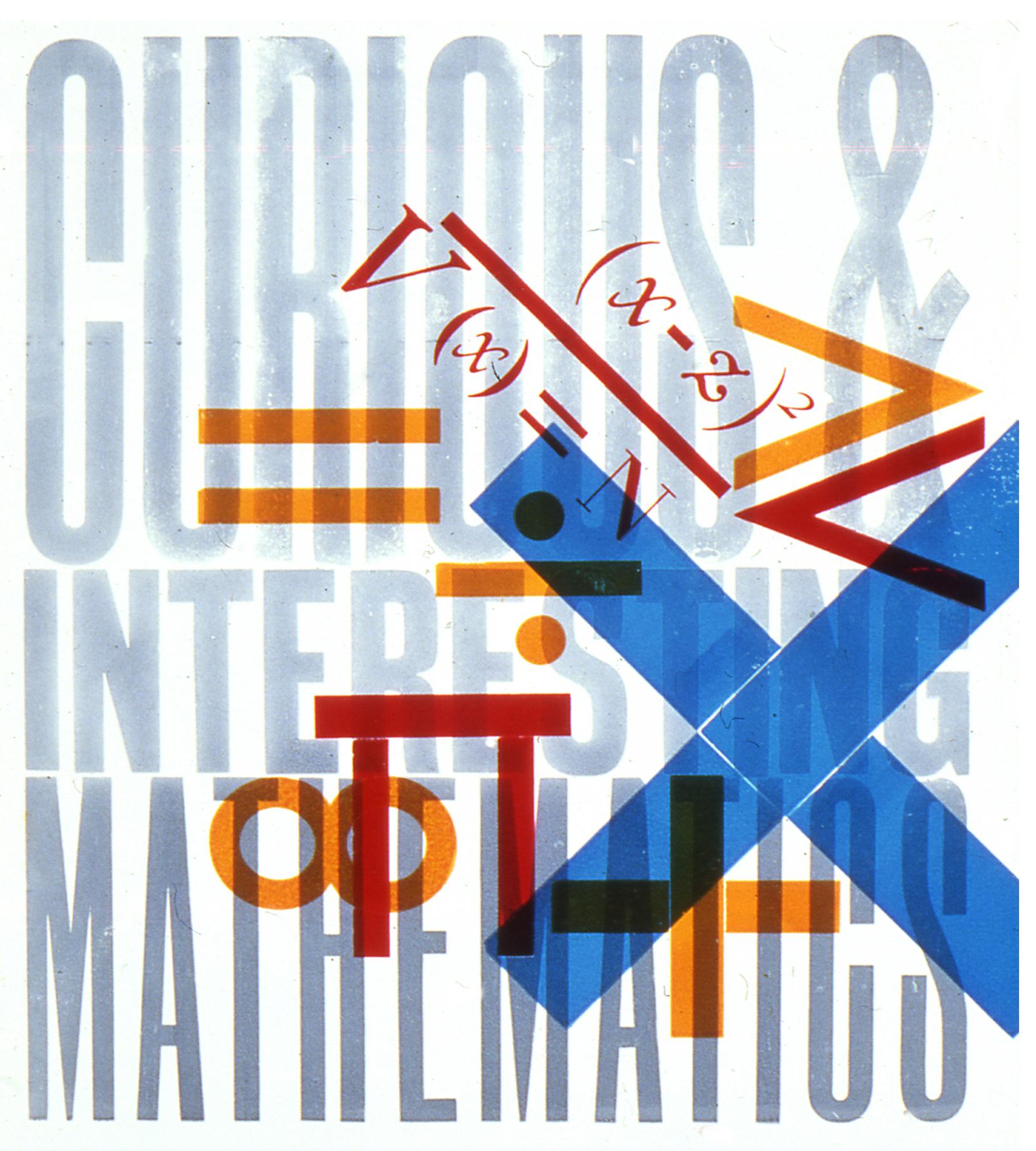 Curious & Interesting Mathematics