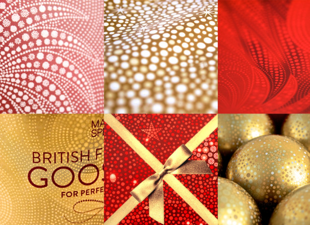 Marks and Spencer Magic and Sparkle Collage
