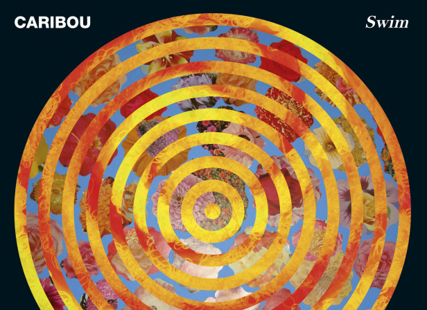 Swim / Caribou Album Cover