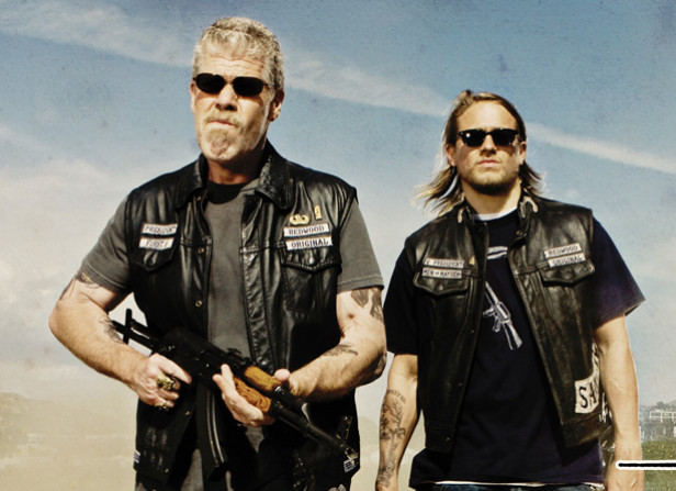 Sons Of Anarchy 48 Sheet