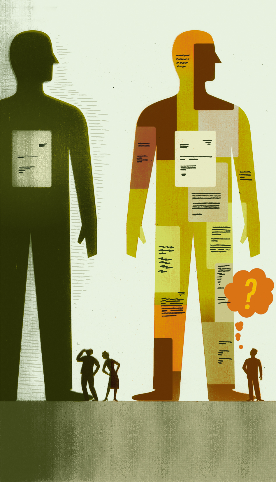 Paperwork Man