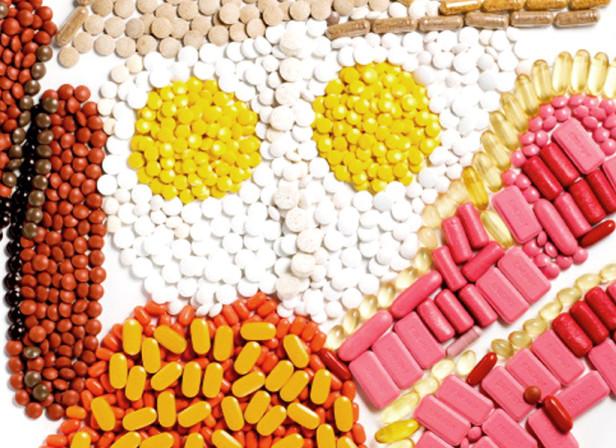 Pill Plate