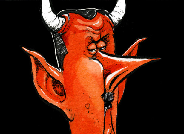 Assad Devil