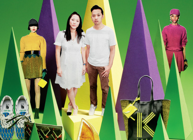 Champions de la Mode / Metropolitan Magazine