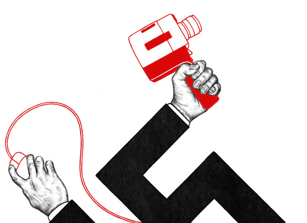 The Guardian / Nazi Piece Of Work