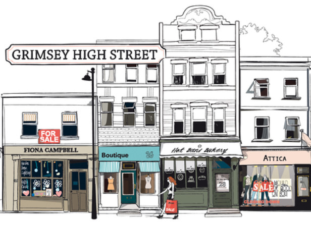 Engage Retail Magazine High Street Issue