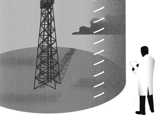 Fracking New York Times