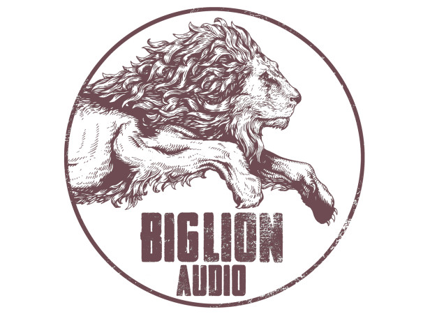 Big Lion Audio Logo