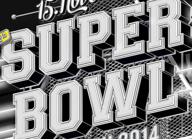 Super Bowl Zuerich 2014