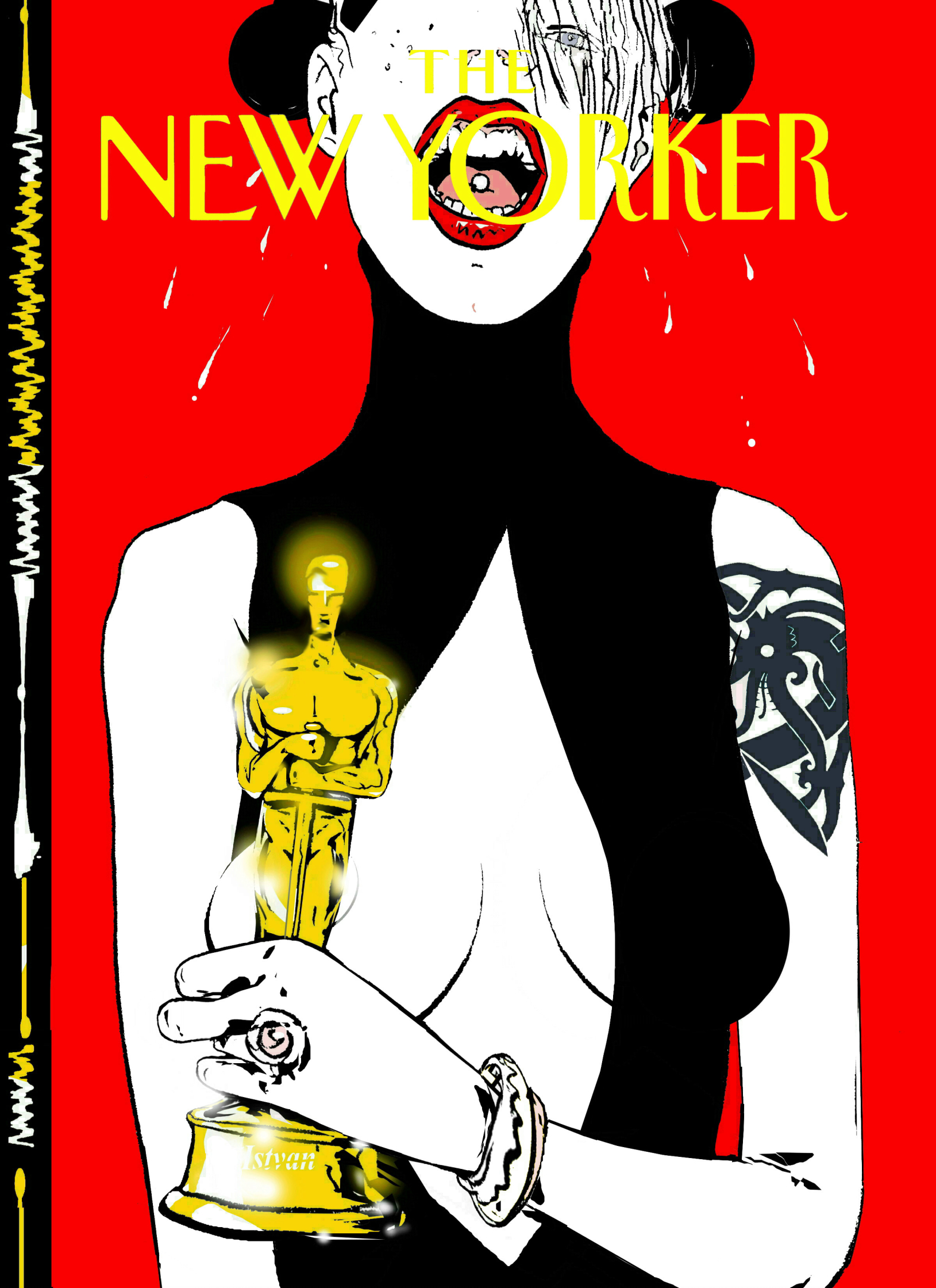 Oscar The New Yorker