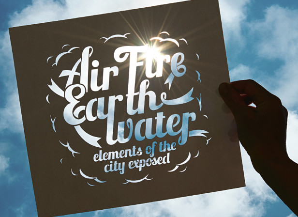 Air Fire Earth Water / Completely London