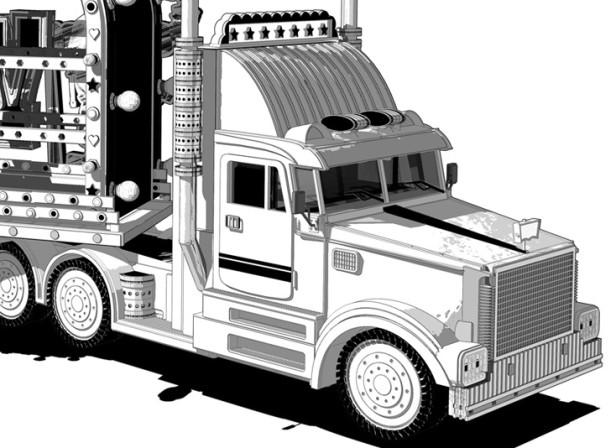 Levis Truck
