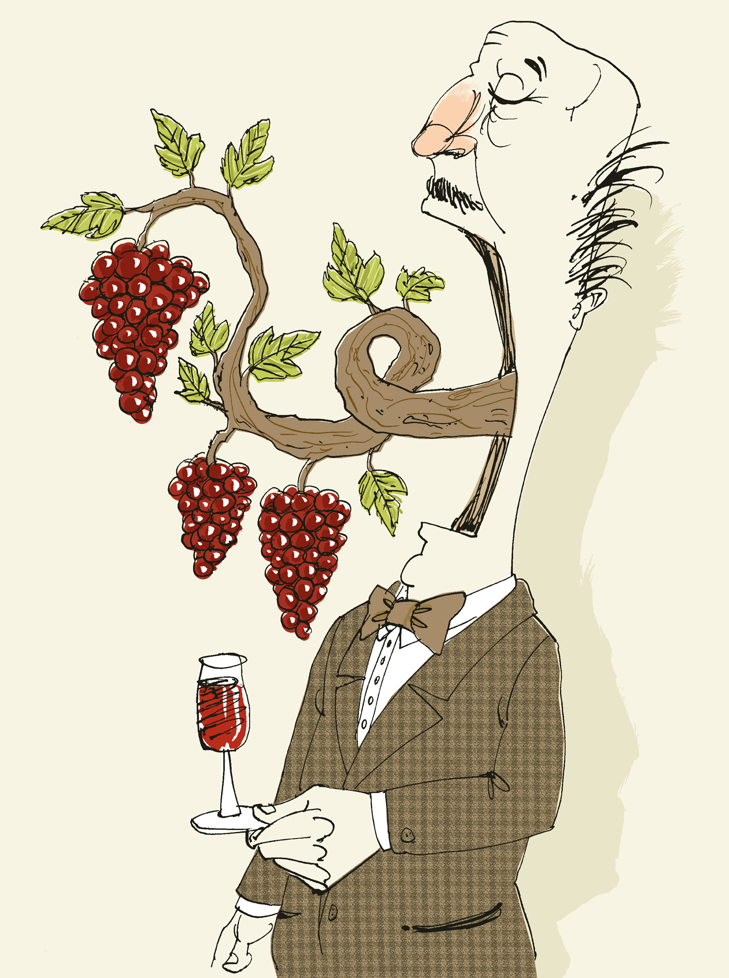 Wine Connoisseur Jargon