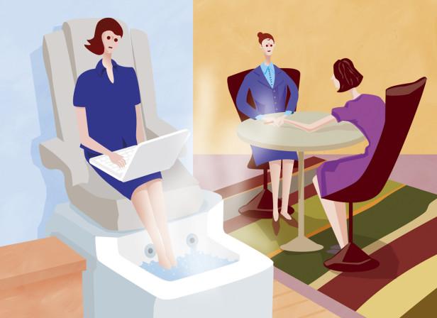 Health Suite Brochure / Seaport Hotel Boston