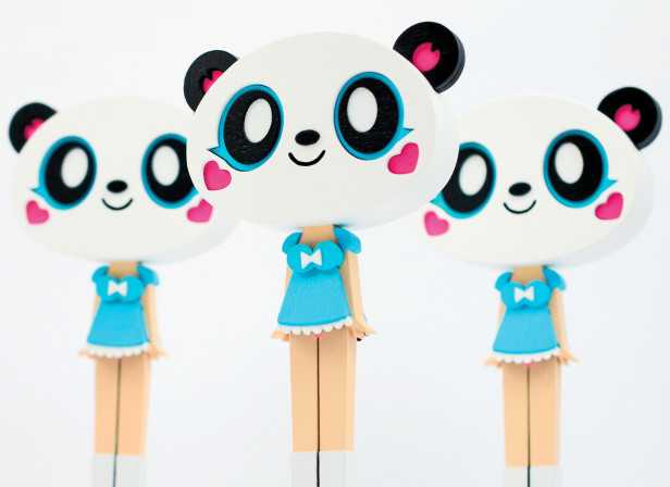 Miss Panda Pandazoku