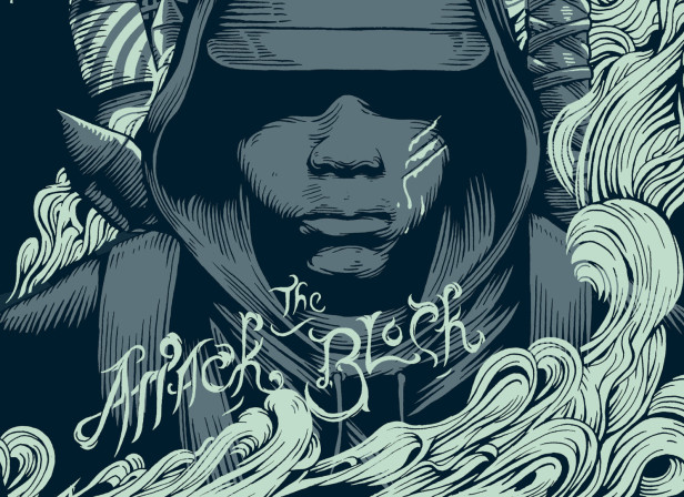 Attack The Block - Little White Lies Cover