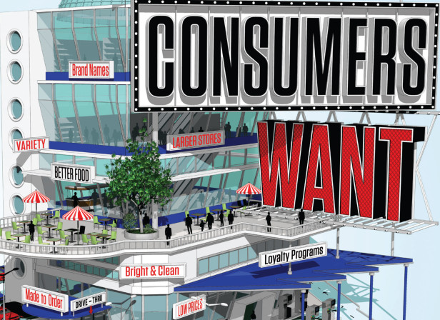 What Consumers Want Cover / CSP Magazine