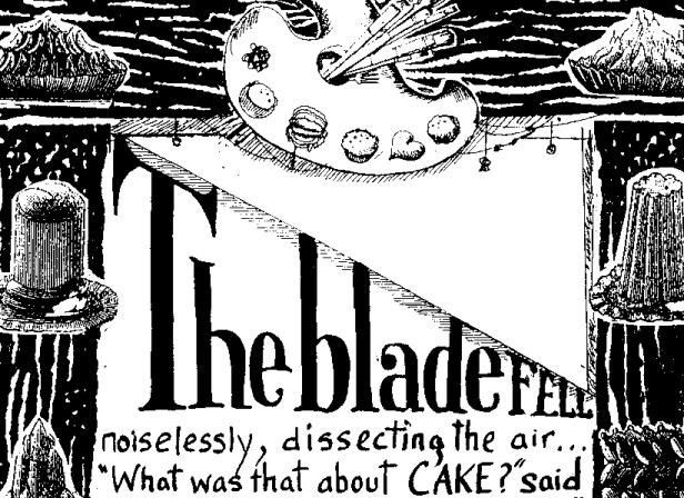 The Blade Fell