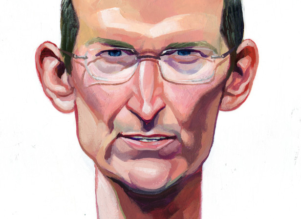 Tim Cook Apple Fortune Magazine