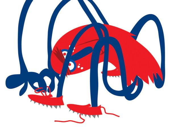 Olympics 2012 Aardman Animation Mascot