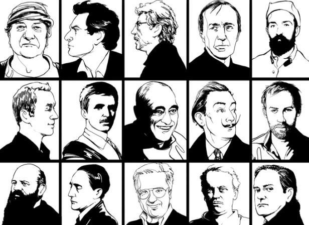 Ingres Portraits
