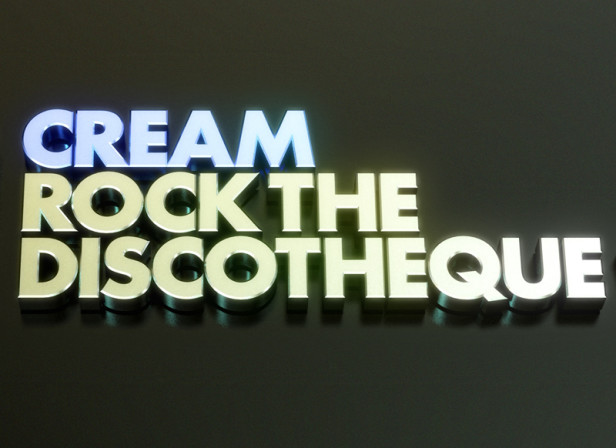 Cream Rock The Discotheque V.01