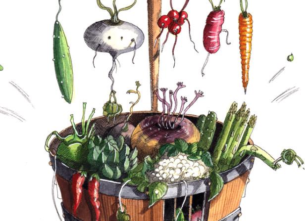 Vegetable Revolt