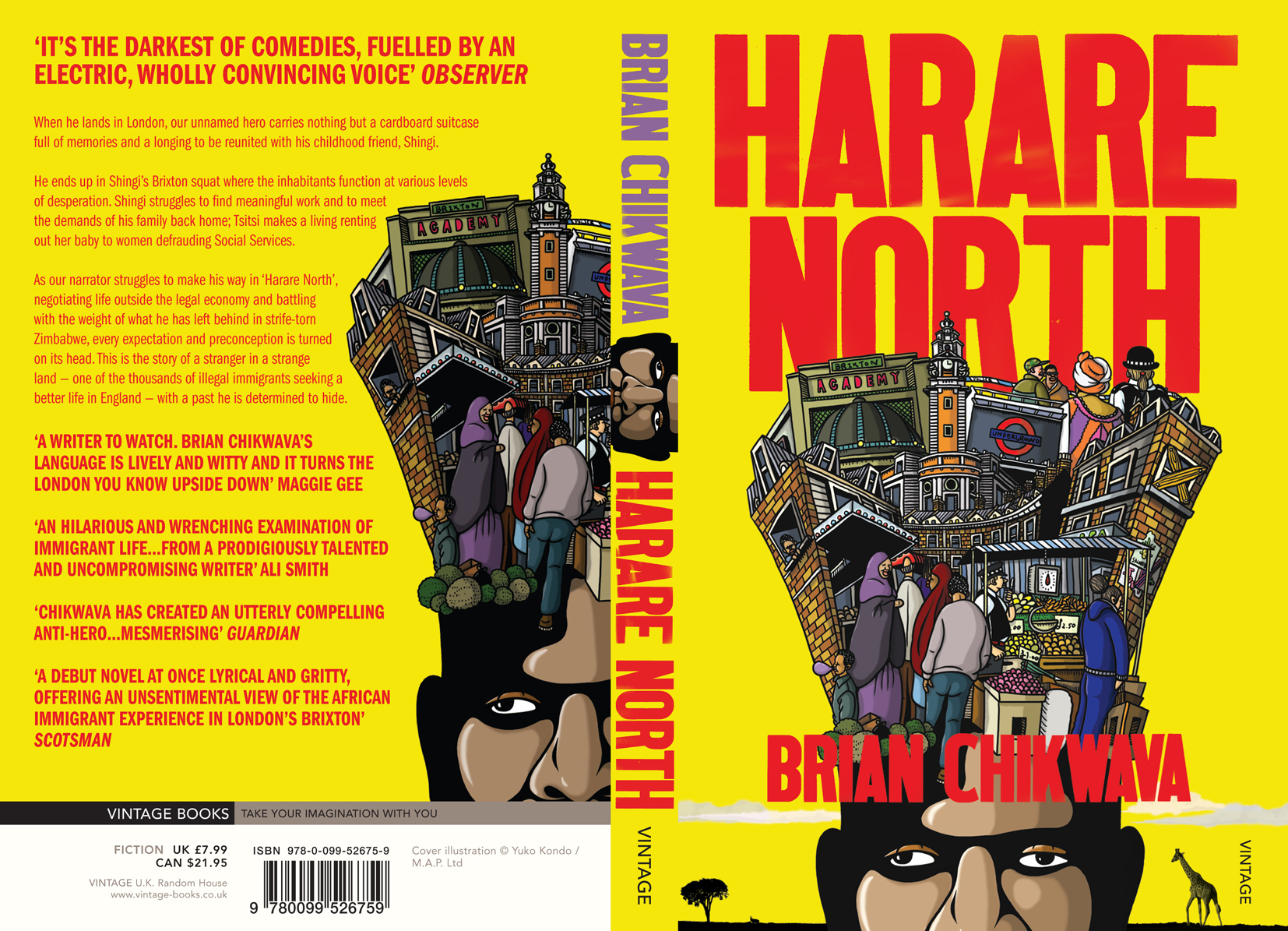 Harare North Cover