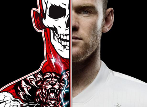 Wayne Rooney / Nike