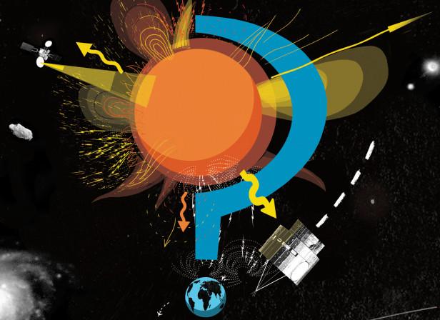 Sun Flares New Scientist