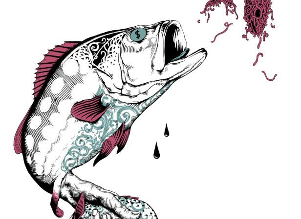 Fish Hand