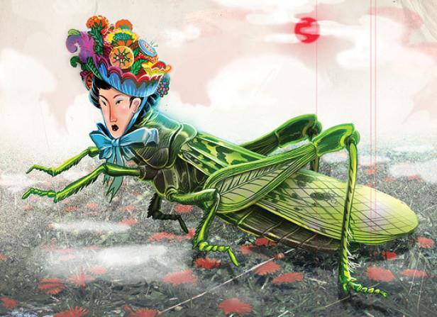 Ladybug Spectral