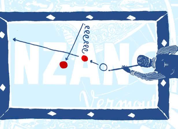 Cinzano Billar Poster.jpg
