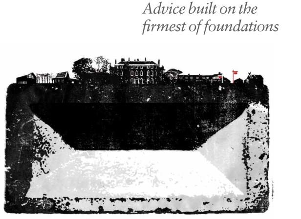 Foundations / Strutt & Parker