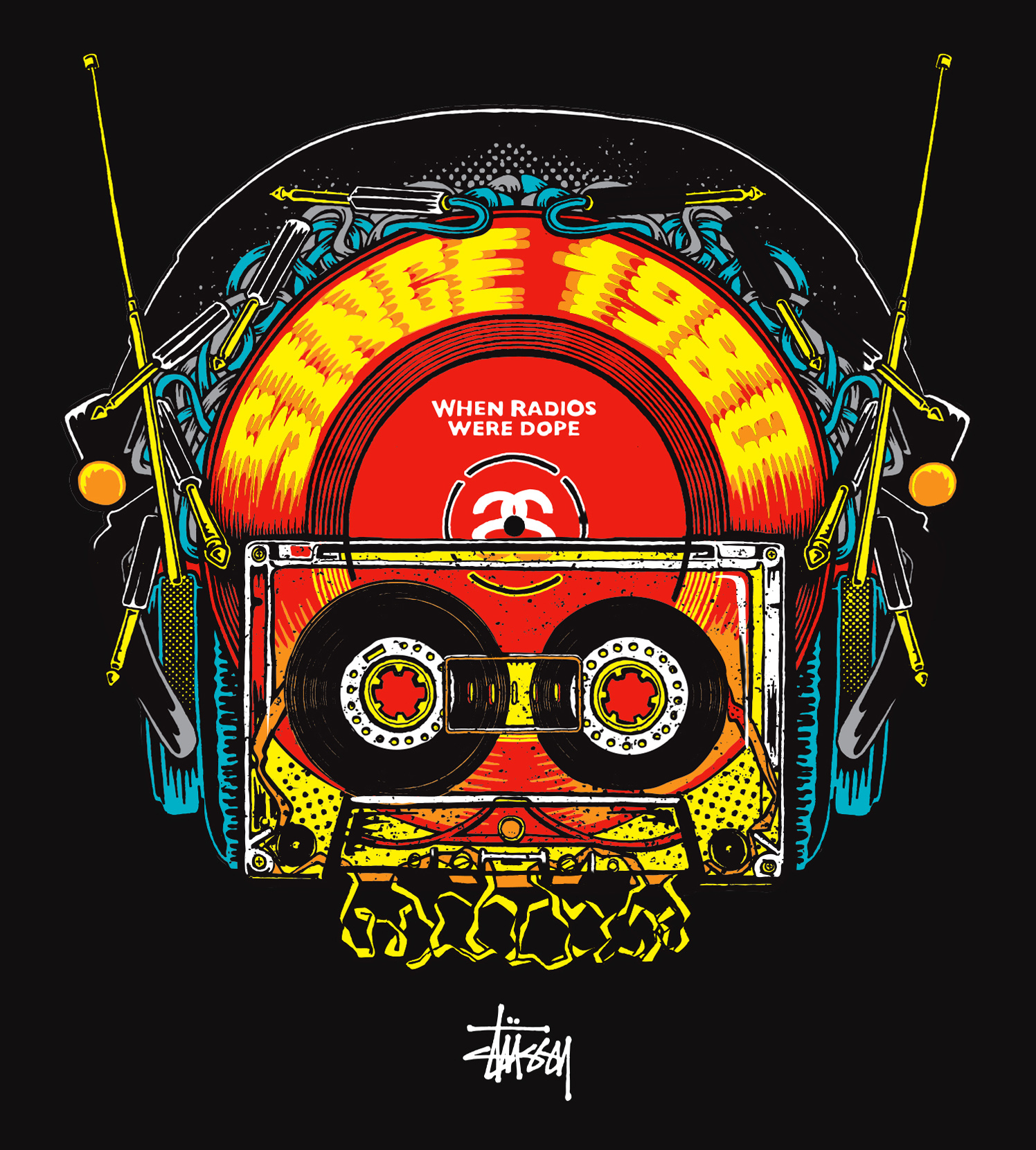 Dope Radio / Stüssy