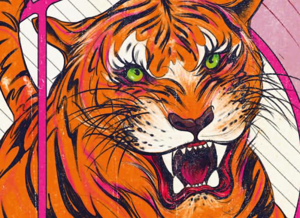 Standon Calling 2013 Circus Poster