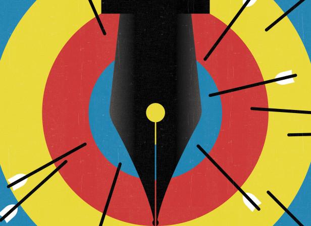 Writing Target Miss Fail The Guardian