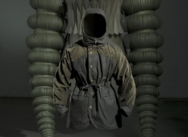 NonPareil Green Jacket